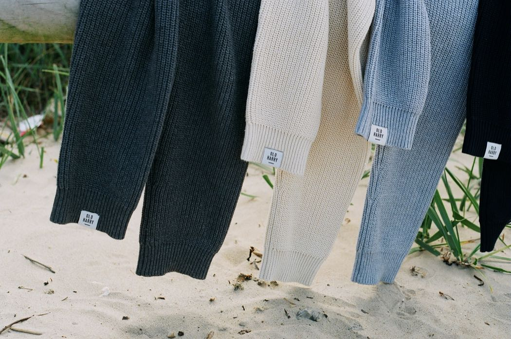 Old Harry – Comfy, Long-Lasting Knitwear Classics