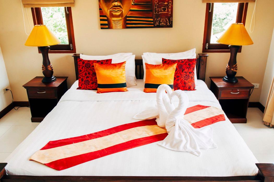 Review Of Baan Luxor Villas Near Chaweng Beach, Koh Samui