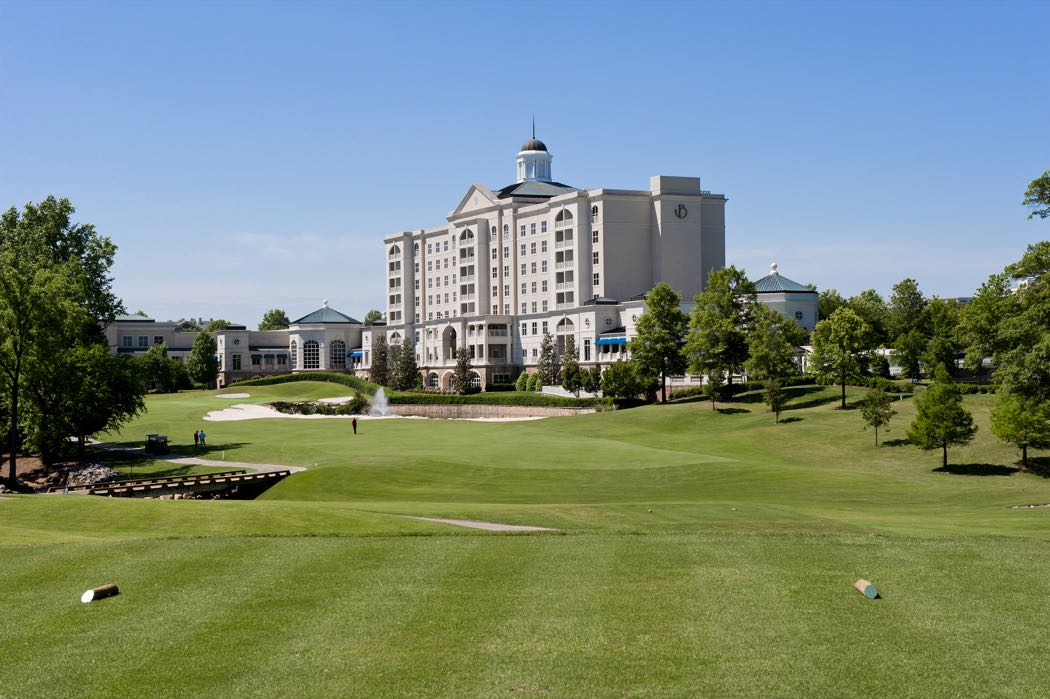 Review Of The Ballantyne Hotel, North Carolina