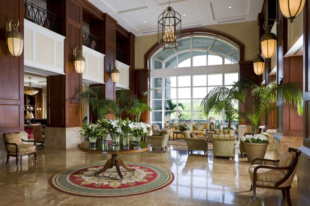 Review Of The Ballantyne Hotel, North Carolina