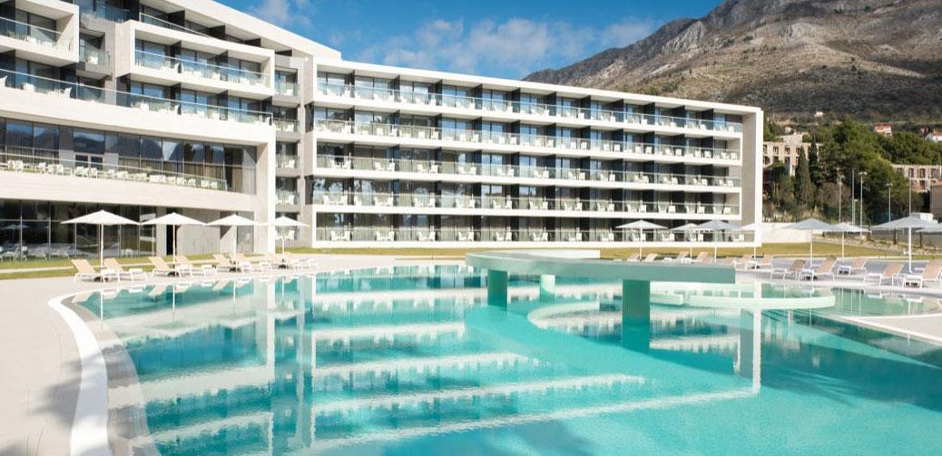 Review Of The Beachfront Sheraton Dubrovnik Riviera Hotel