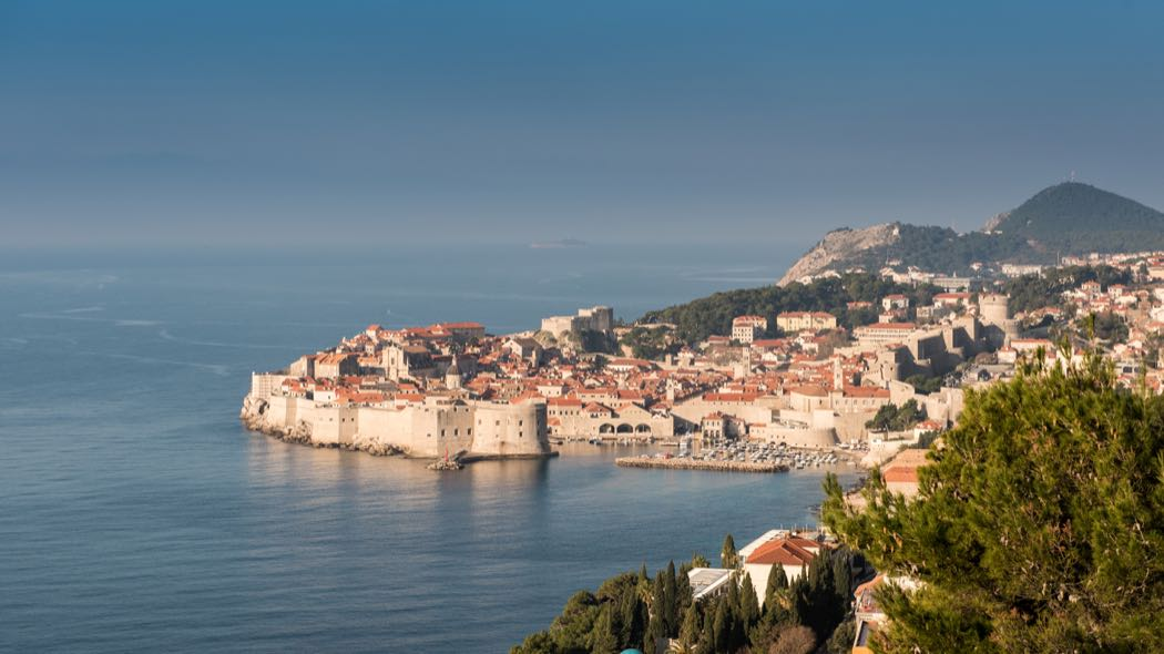 Review Of The Beachfront Sheraton Dubrovnik Riviera Hotel
