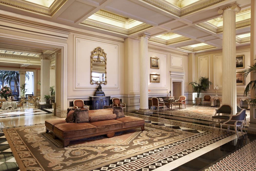 Hotel Grande Bretagne – A Luxury Collection Hotel In Athens