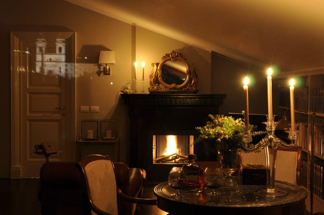 Review of la scelta di goethe boutique luxury in rome for Design boutique hotels rome