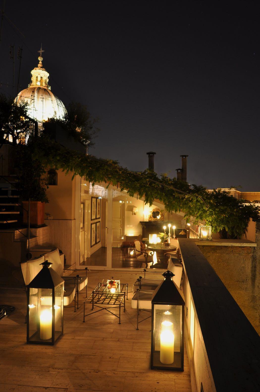 Review of la scelta di goethe boutique luxury in rome for Boutique rome
