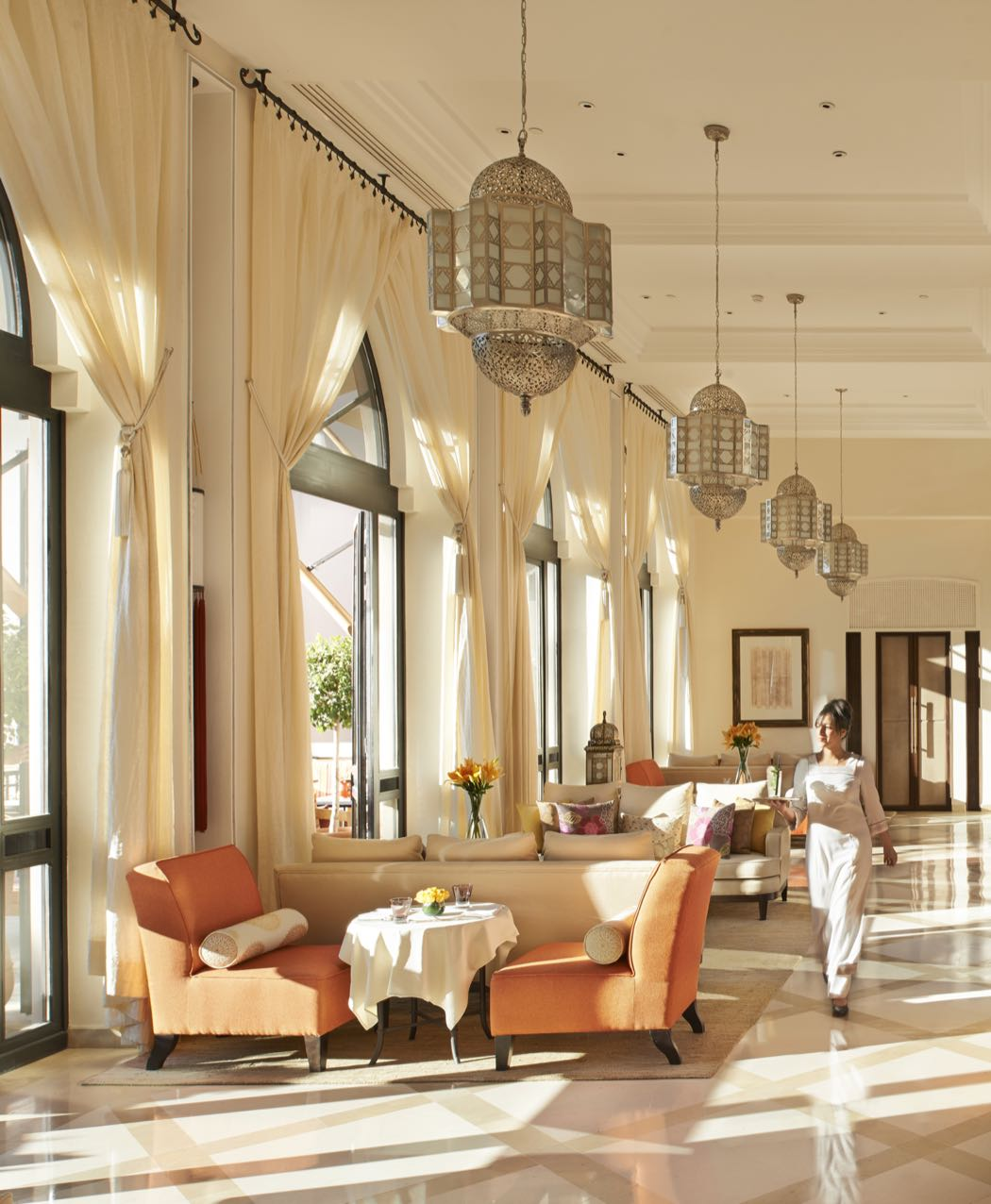 Review Of The Four Seasons Marrakech