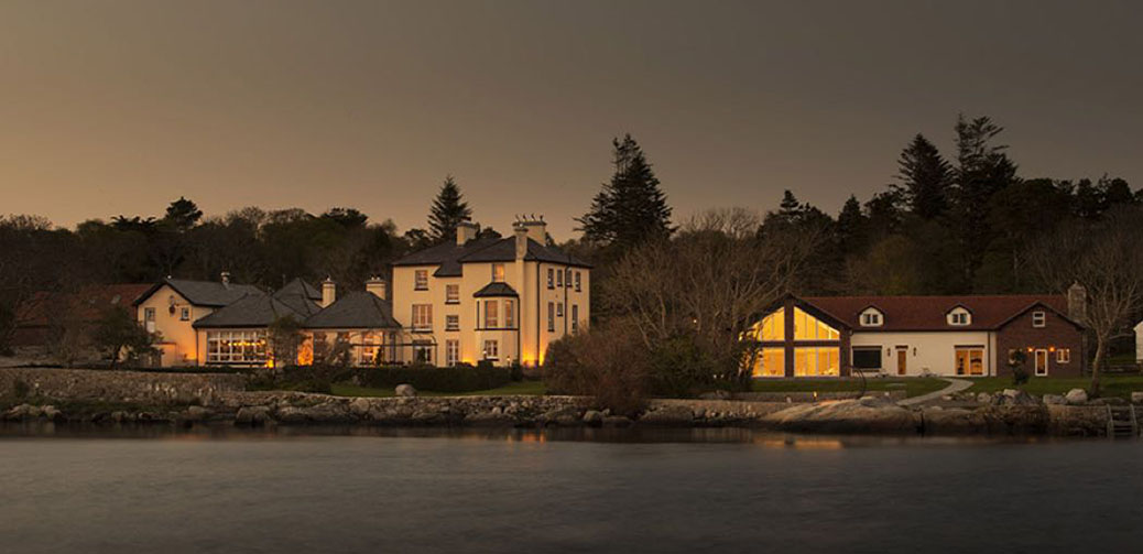 Screebe House – Luxury On The West Coast Of Ireland