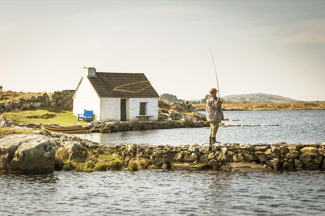 Screebe House – Luxury On The West Coast Of Ireland