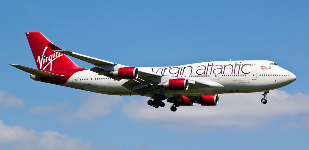 Review Of Virgin Atlantic B747 In Upper Class