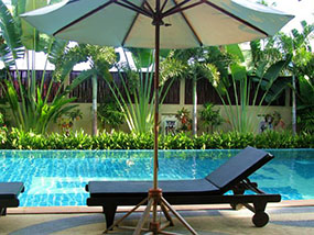 3 nights for 4 ppl in a luxury villa in Koh Samui, Thailand