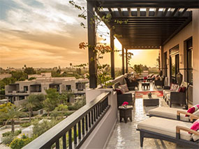 2 nights at the Four Seasons Resort Marrakech, Morocco