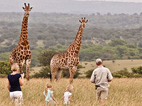 2 nights at Rhino River Lodge, KwaZulu Natal, South Africa