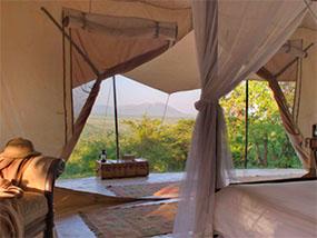 3 nights at Cottar's 1920s Safari Camp, Maasai Mara, Kenya
