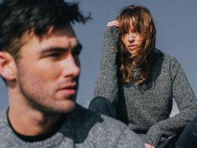 An Old Harry Luxury Lambswool or Cotton Jumper RRP£85