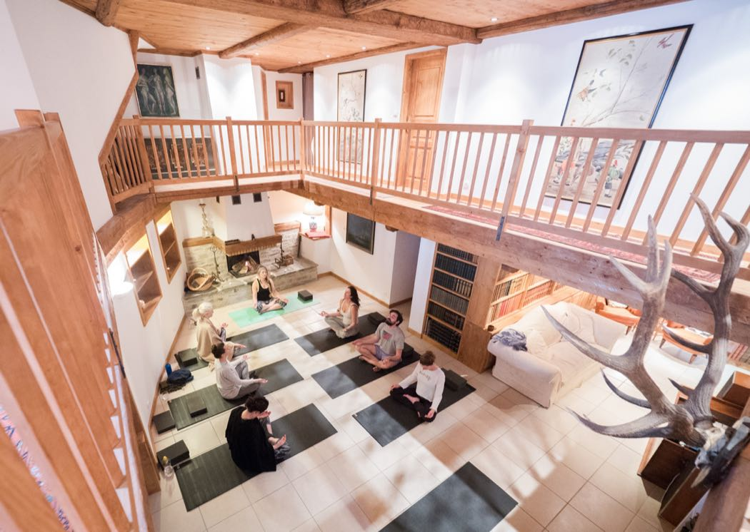 Chalet Rosiere – A Wellbeing Chalet In The Alps