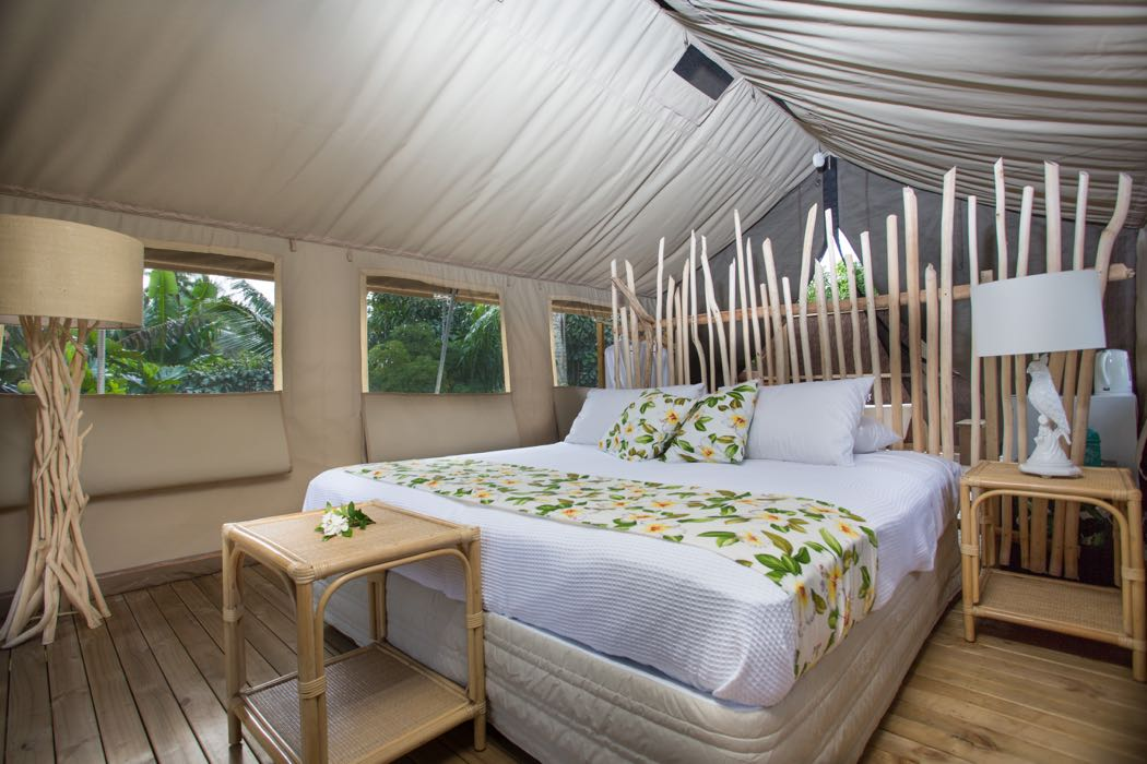 Top 3 Best Glamping Resorts in the Pacific Islands