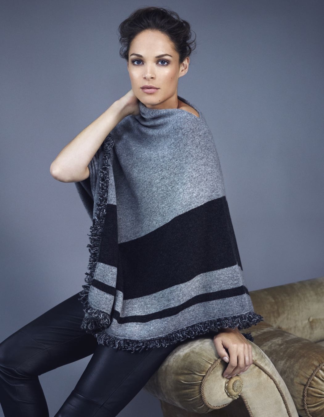London W11 Luxury Cashmere For Chilly Evenings