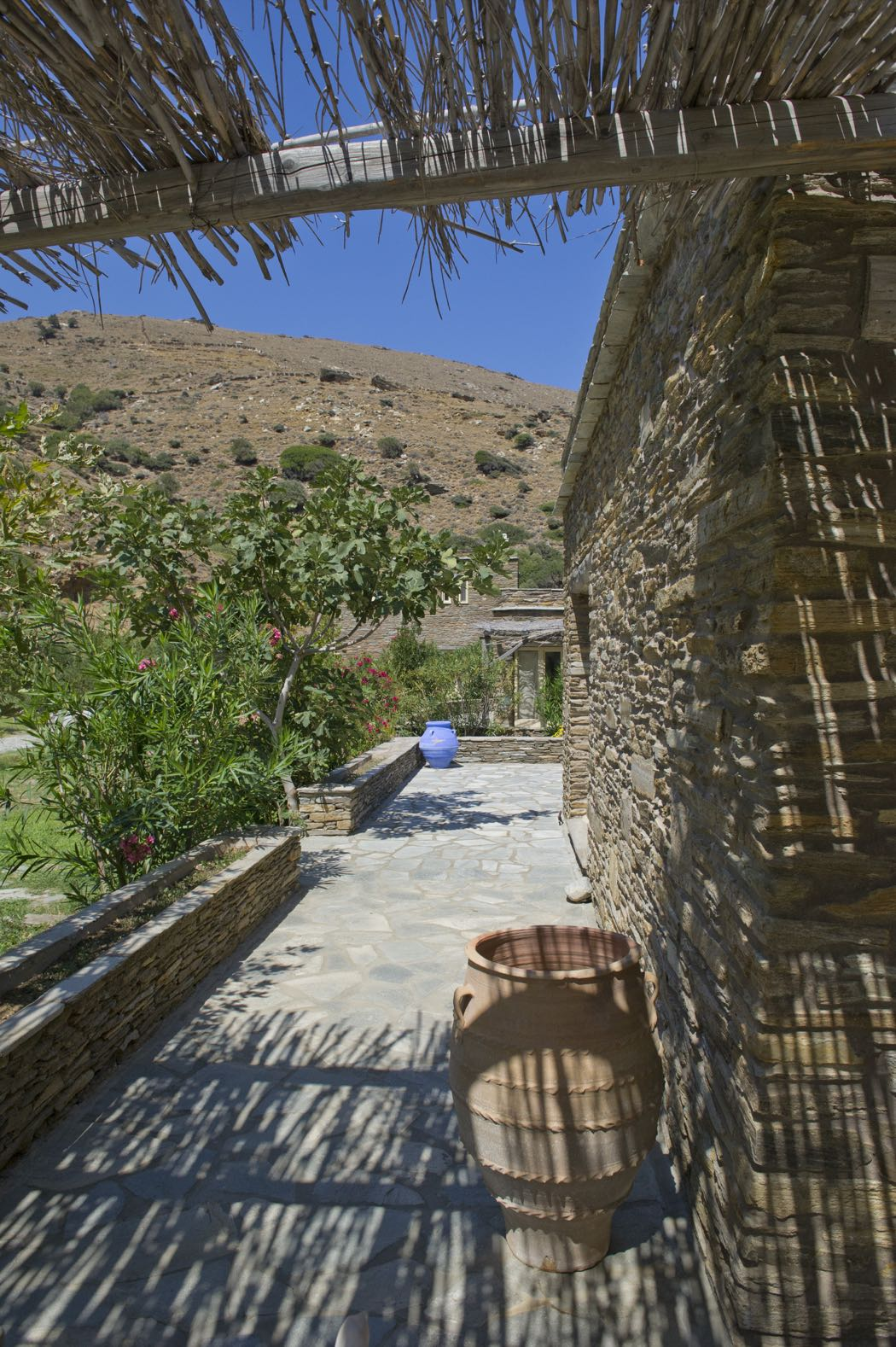 Onar Resort On The Beautiful Greek Island Of Andros