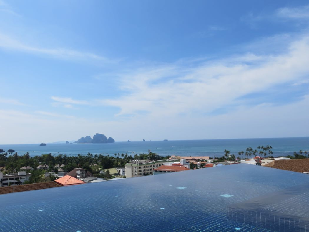 Review Of Aonang Cliff Beach Resort & Spa, Krabi, Thailand