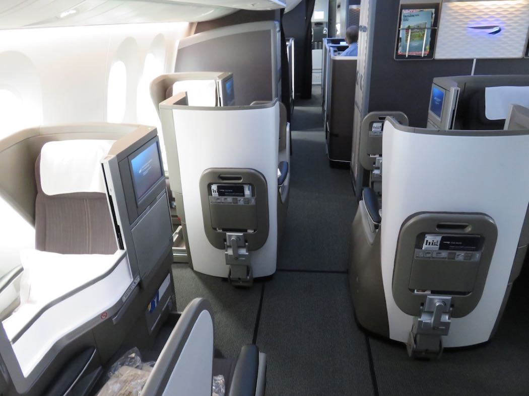 Review Of First Class On The British Airways Dreamliner ...