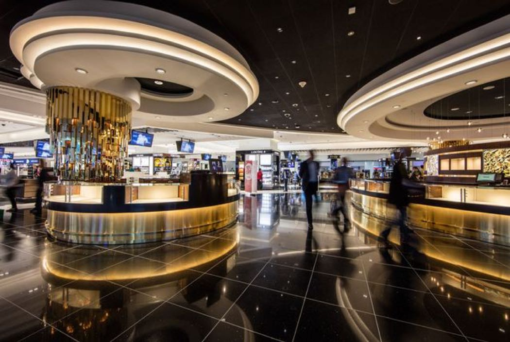 Review Of Galleries Club Lounge In Concourse D Dubai Airport