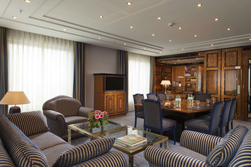 Review Of Maritim Hotel Berlin