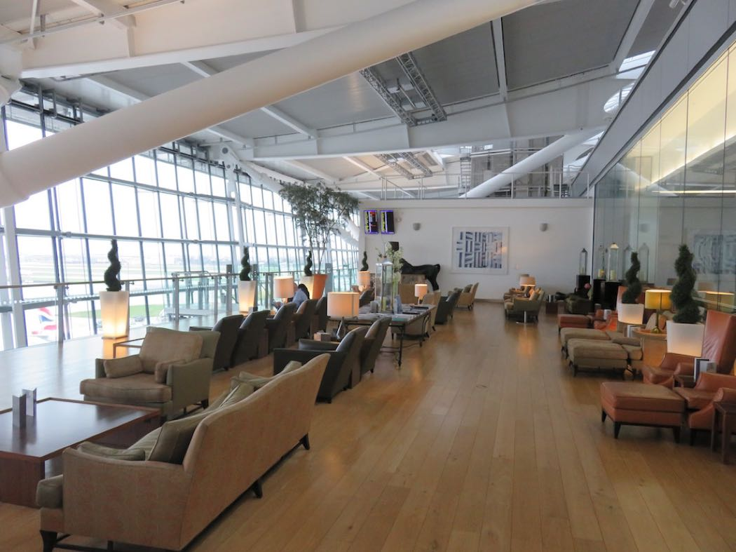 Review of The Concorde Room Terminal 5