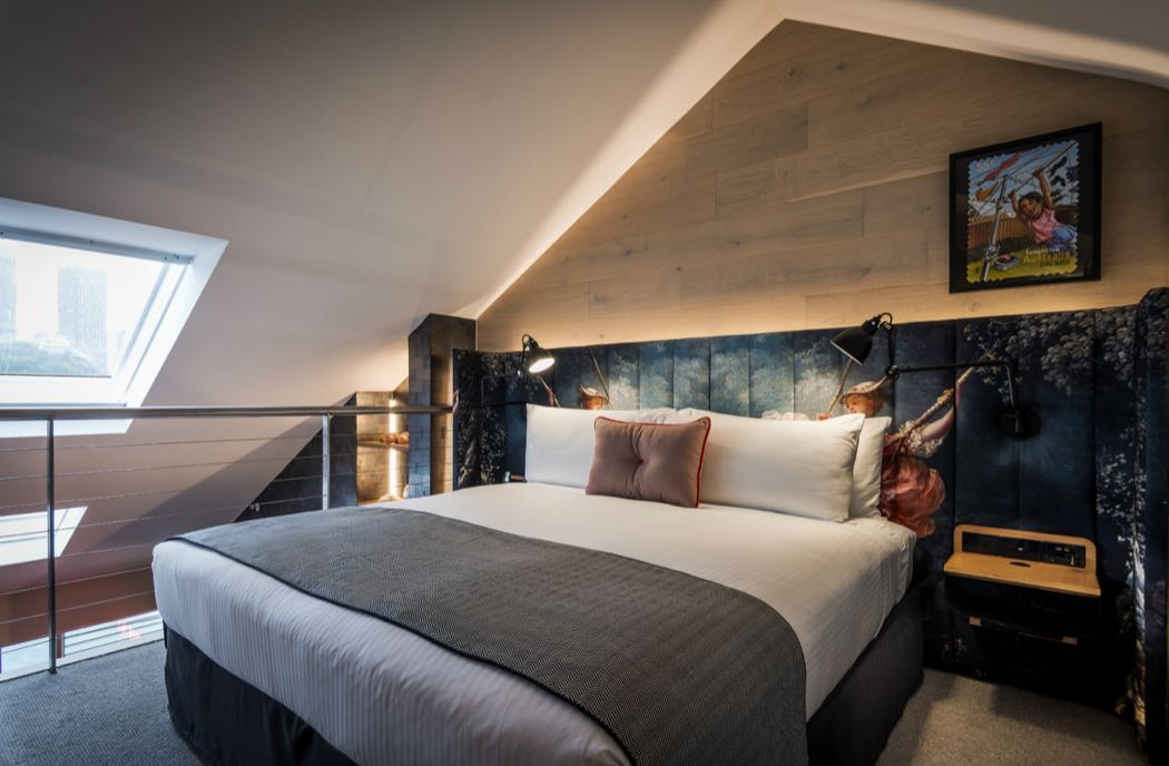 Review Of Ovolo Woolloomooloo, Sydney