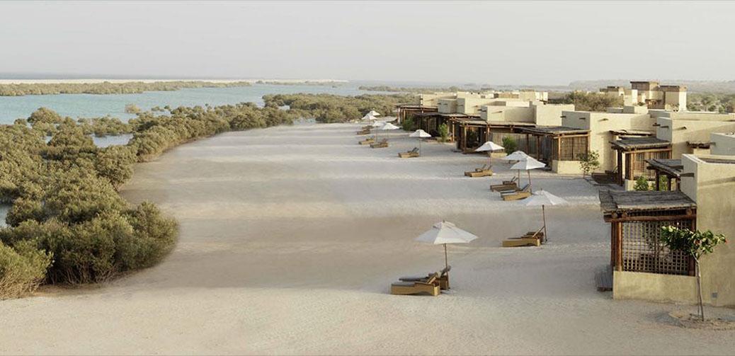 Sir Bani Yas – A Desert Island in Abu Dhabi