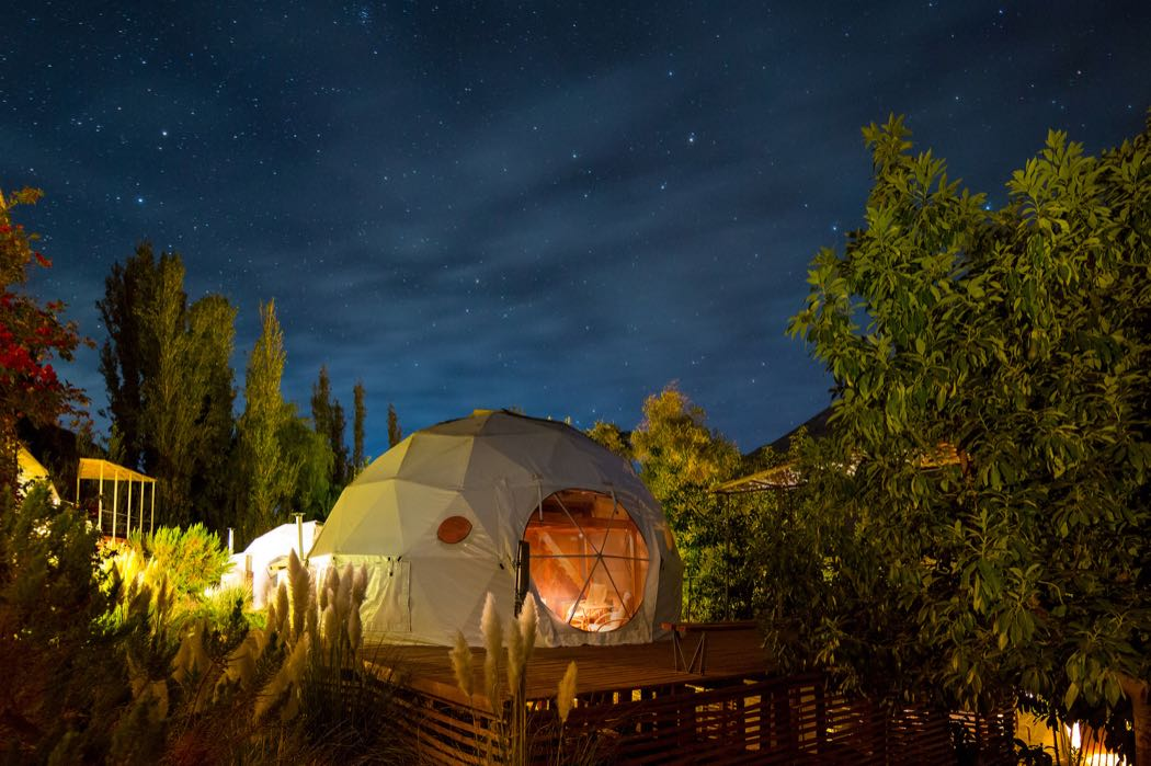 Stargazing In Style: Ten Places To Stay