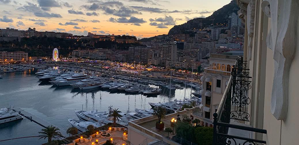 The Best Hotel Room In Monaco