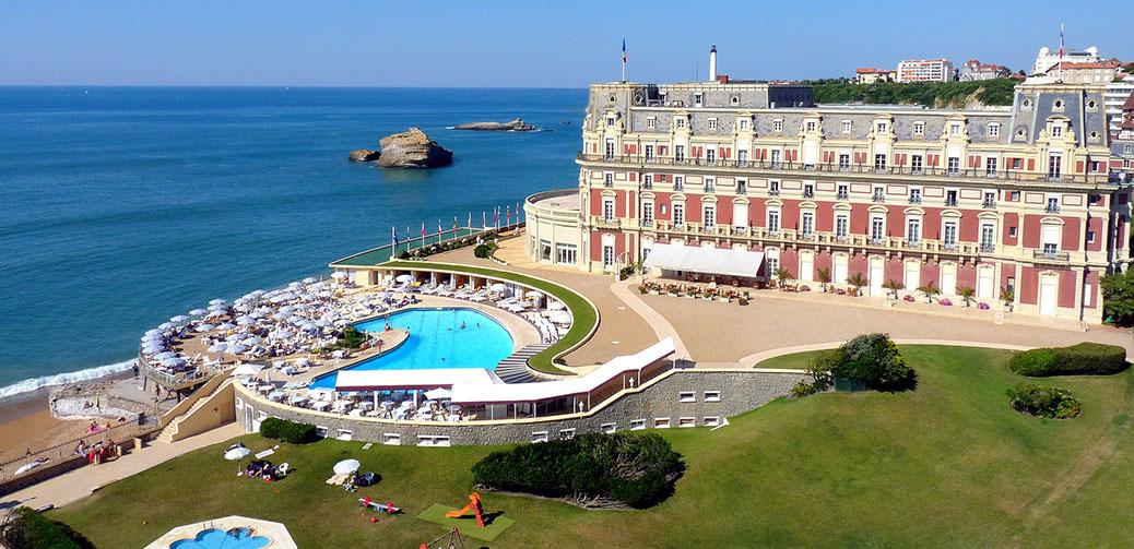 The New Four Seasons Hotel Du Palais Biarritz