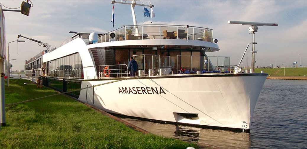 AmaWaterways AmaSerena Tulip Time River Cruise Review
