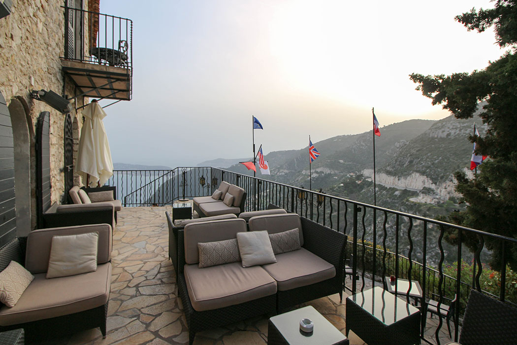 Review Of Chateau Eza On The French Riviera