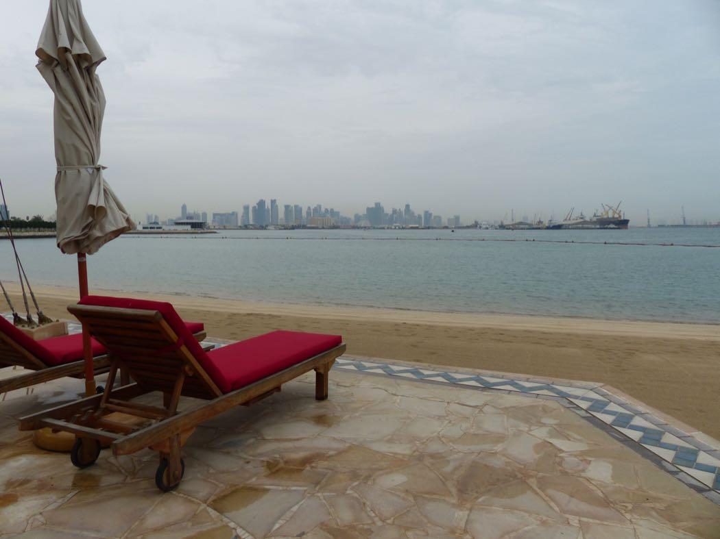 Ritz Carlton Sharq Village & Spa Review – An Oasis In Doha