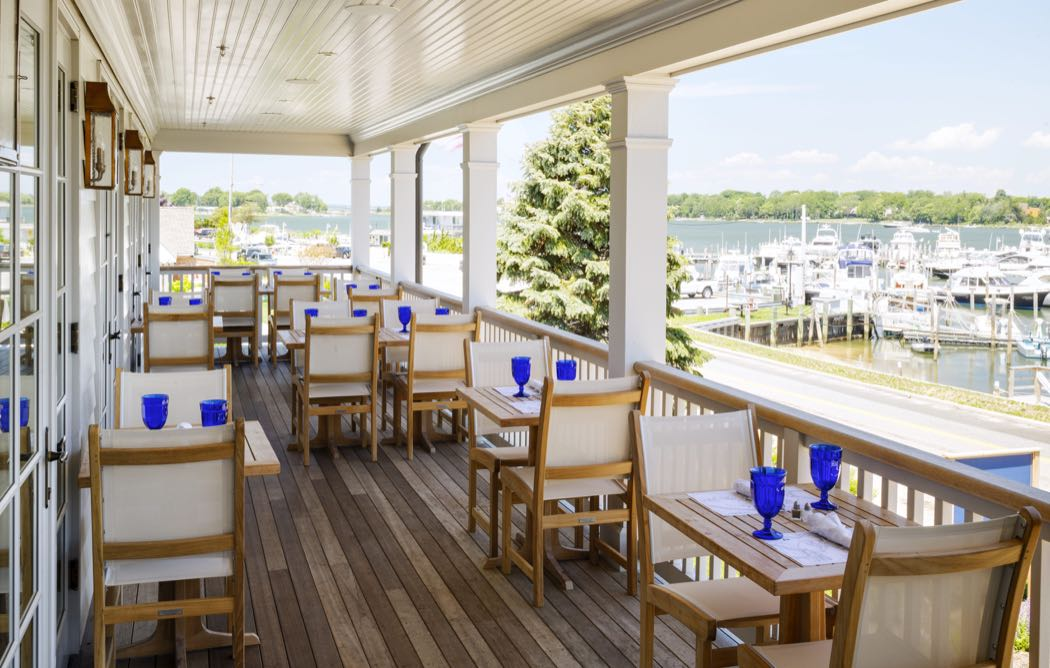 Baron's Cove in Sag Harbor, A Beach Resort In The Hamptons