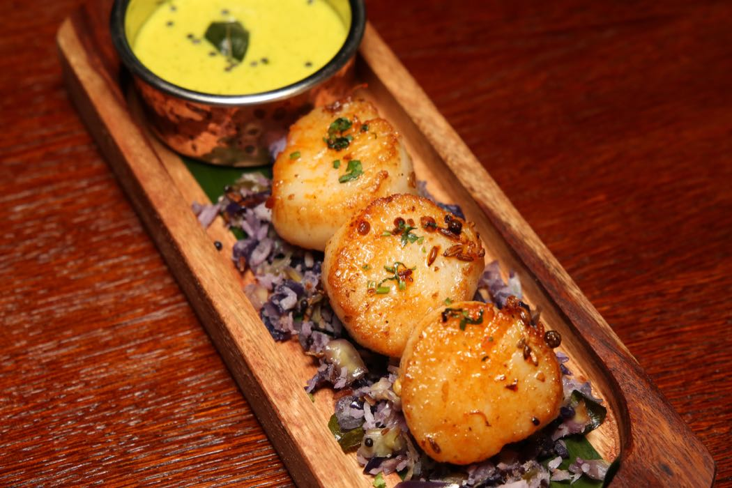 Darbaar – Royal Inspired Indian Cuisine In Shoreditch