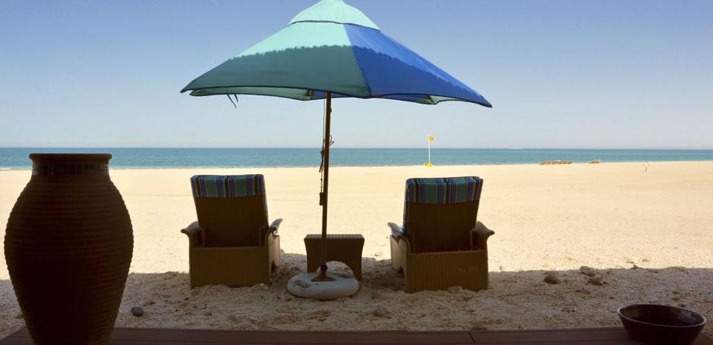 Desert Island Near Abu Dhabi – Review Of Anantara Sir Bani Yas