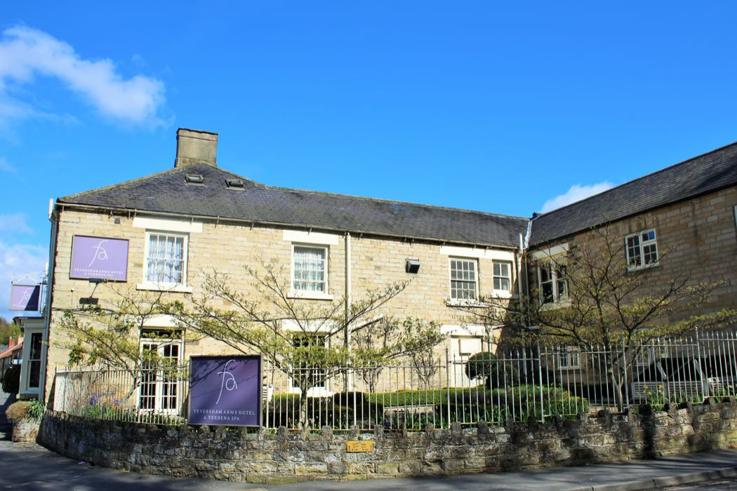 The Feversham Arms Hotel and Verbena Spa, Helmsley