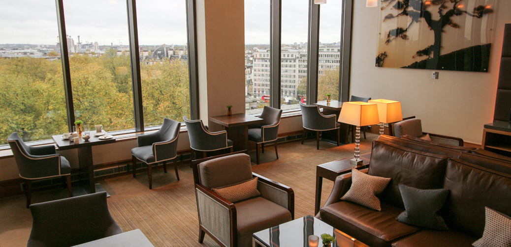 Club Lounge Review At The InterContinental London Park Lane
