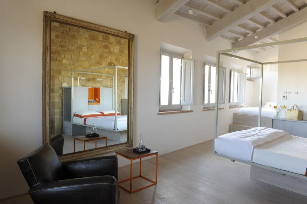 La Bandita Townhouse, Pienza In The Heart Of Tuscany