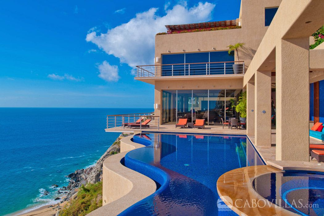 Luxury In A Los Cabos Mexico Villa Rental