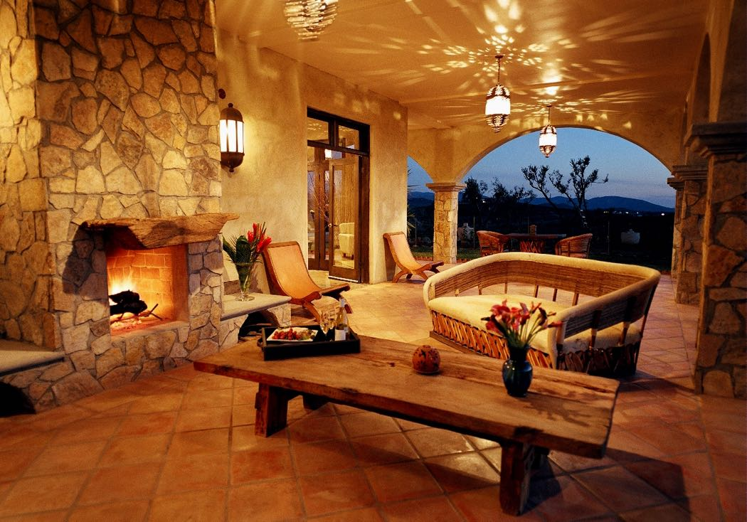 Review Of La Villa Del Valle In The Heart Of Baja Wine Country