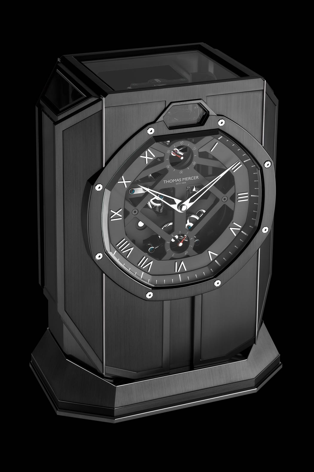 Thomas Mercer Ultra-Limited Timepieces – The Ultimate Luxury