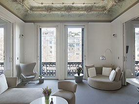 2 nights for 4 in a Suite at El Palauet Living Barcelona