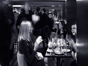 Meal & Cocktails for 2 at Hyde Kensington, London worth £140