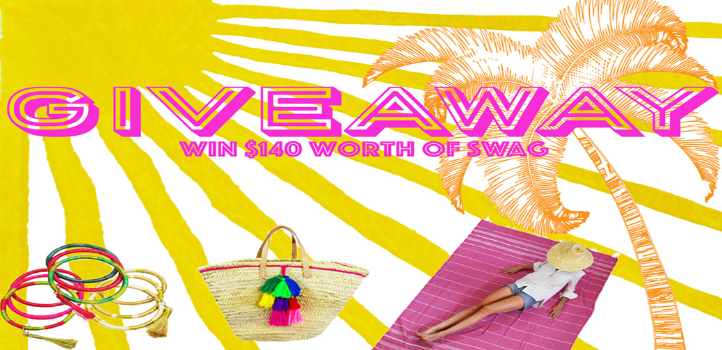 Win Copacabana Summer Swag From SwoonFor