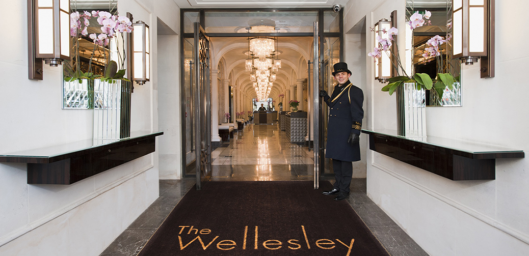 Win A Night Of Luxury At The Wellesley in London (Ended)