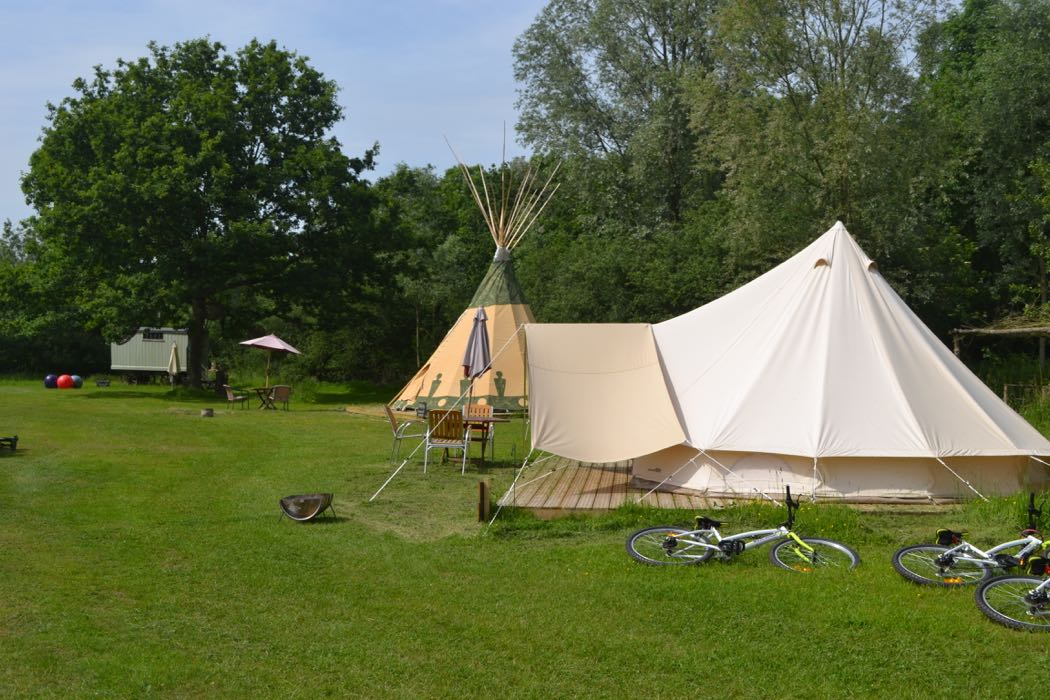 Browning Bros Brilliant Glamping In Essex