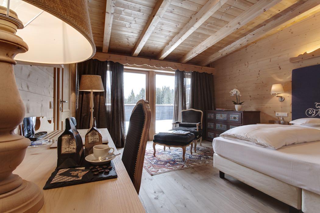Hotel Ciasa Salares Review, Dolomites Italy